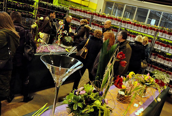 Mercato dei Fiori Torino